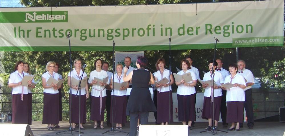 03.09.2011 Tag der Sachsen in Kamenz