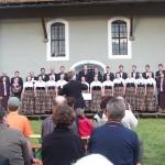 28.06.2008 -Radibor- alter Pfarrgarten