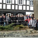 Chorlager 2016 in Seifhennersdorf