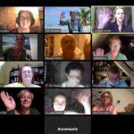 Eine völlig neue Erfahrung – virtuelle Chorprobe